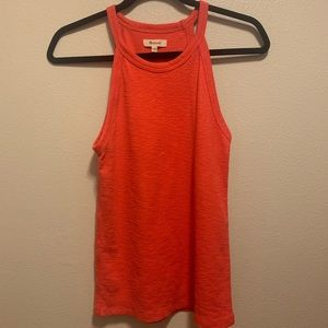 MADEWELL red tank top size small